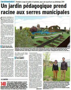 jardin pedagogique article